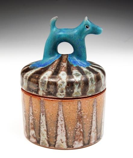 Blue Dog Box