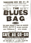 Blues Bag at the Cafe au Go Go