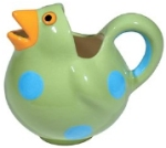 "Chick Pitcher • 5"" x 4.5"" • $44"