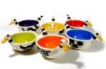 Duck Bowls • 9″ • $58