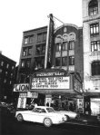Fillmore East Marquee