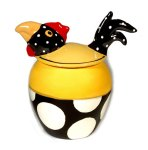 "Funky Chicken Jar • 12"" • $94"