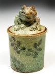 "Frog Box 1 • (H) 7.5"" • $225"