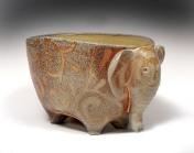 elephant bowl