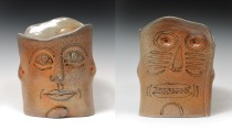 face vase composite
