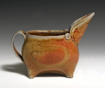 bird pitcher brown