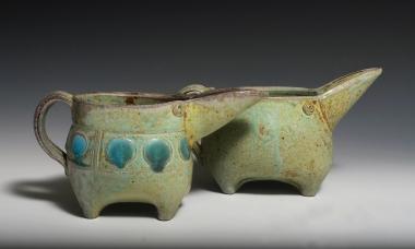 bird pitchers