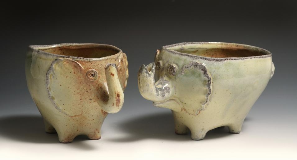 elephant bowls